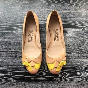 Ferragamo Flats size 7.5